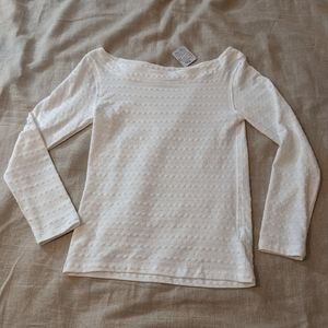 Free People long sleeved shirt